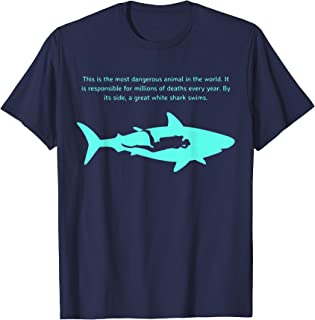 save the sharks shirt