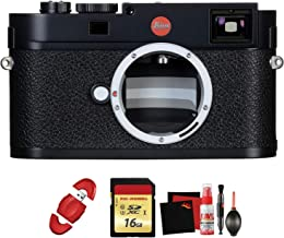 Leica ?M (Typ 262) Digital Rangefinder Camera with Memory Card and Cleaning Kit Bundle