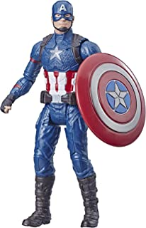 Avengers Marvel Captain America 6-Inch-Scale Marvel Super Hero Action Figure Toy