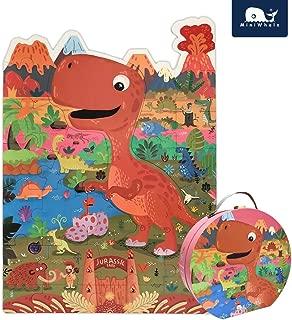 kids dinosaur puzzle