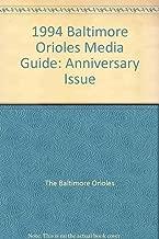 1994 Baltimore Orioles Media Guide: Anniversary Issue