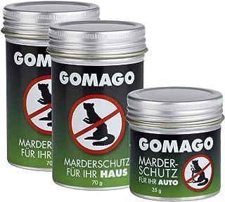 Marderabwehr Marderschutz f/ür Fallrohr am Haus Stacheldraht PLUS Marderschreck Schutz um Waschb/ären /& Marder zu vertreiben