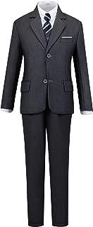 grey toddler tuxedo