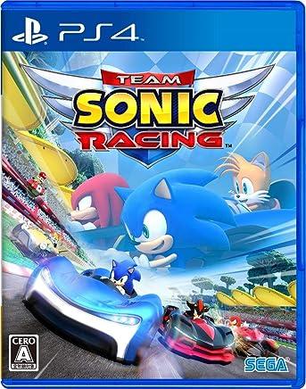 Sega Team Sonic Racing SONY PS4 PLAYSTATION 4 JAPANESE VERSION