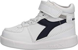Diadora Playground H TD 101173761 Sneaker Alta Bambino Bambina