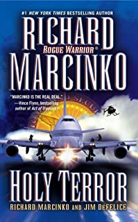 Holy Terror (Rogue Warrior series Book 13)