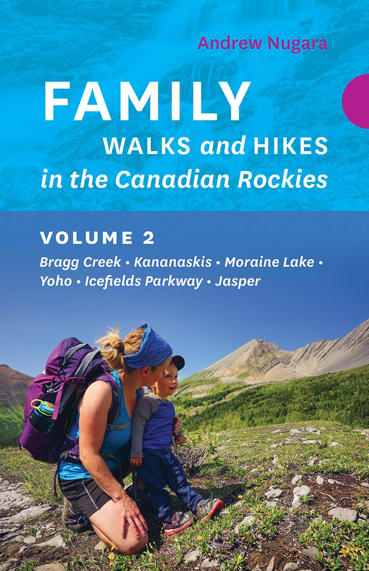 Image OfFamily Walks And Hikes In The Canadian Rockies - Volume 2