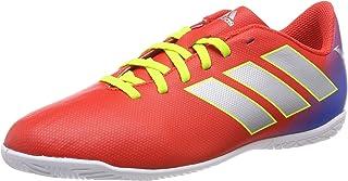 e1c873fa adidas Nemeziz Messi 18.4 In J, Zapatillas de Fútbol para Niños, Rojo  Active Red