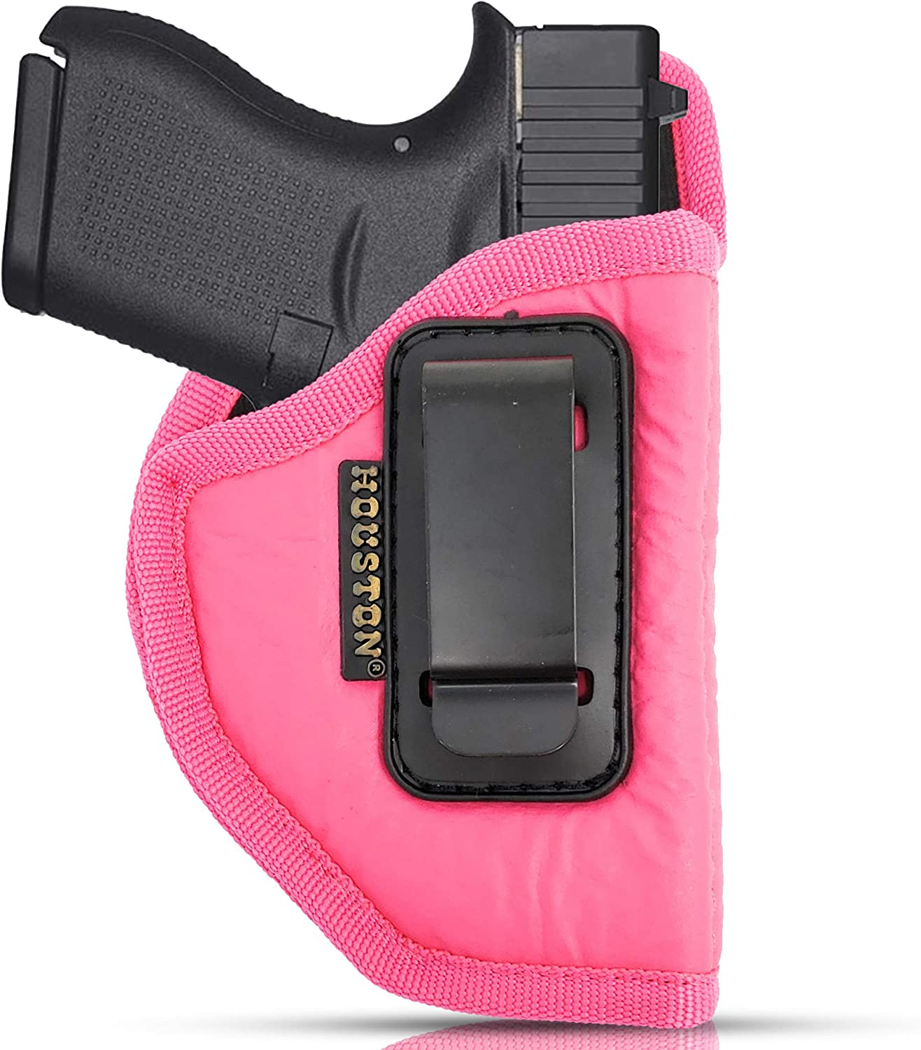 Complete Free Shipping IWB Woman Pink Gun Holster - Max 68% OFF Leather ECO Houston Concealed Car