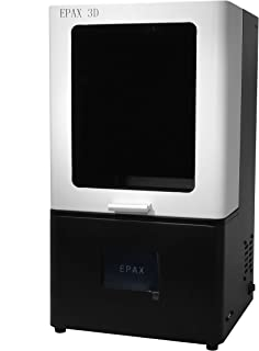 EPAX X1 UV LCD Resin 3D Printer with 3.5 inch Touch Screen, Build Volume 115mm (L)65mm (W)155mm (H), Off-line Printing