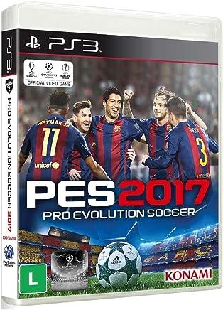 Game PS3 Pro Evolution Soccer 2017 - Pes 2017
