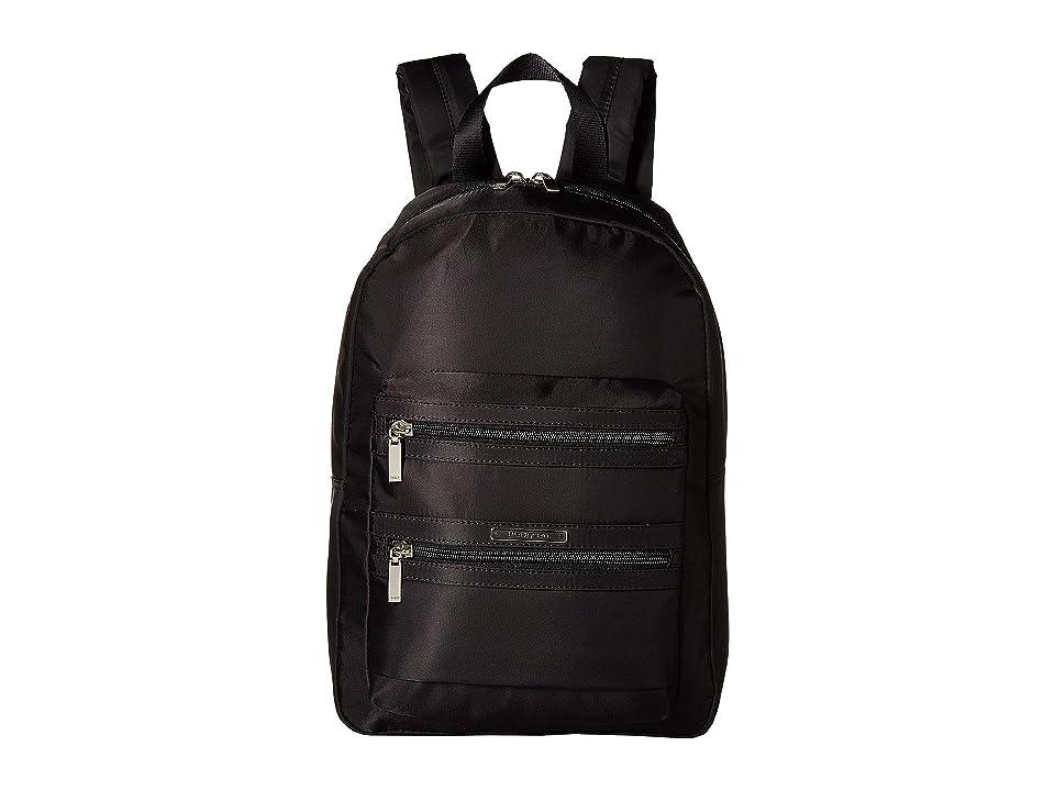 Hedgren Classic Gali RFID Backpack (Black) Backpack Bags