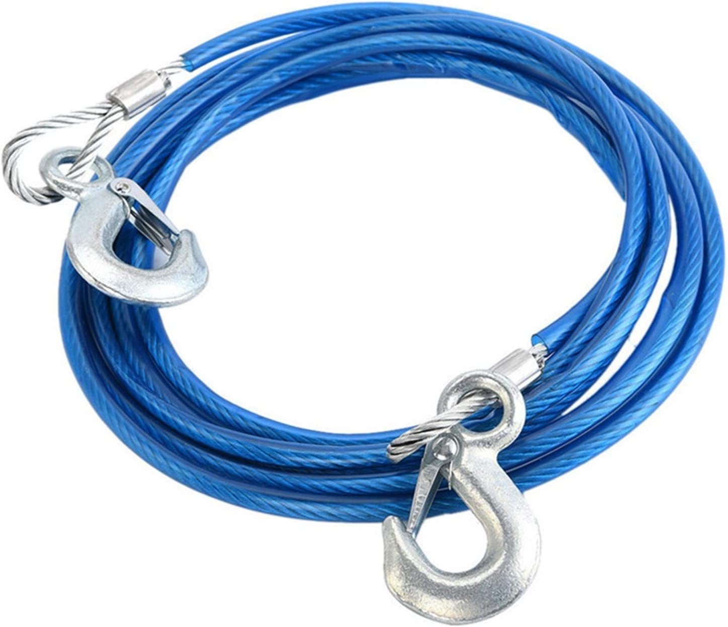 Challenge Challenge the lowest price the lowest price LAIQIAN Tow Hook Heavy Duty Ropes Cable 4M Wire 5 Tons High