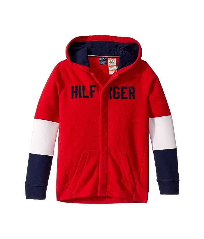 Tommy Hilfiger Adaptive Hoodie Sweatshirt with Hidden