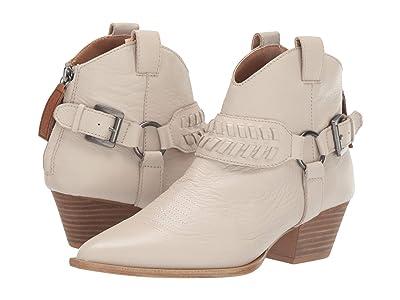 Dingo Keepsake (Off-White) Cowboy Boots