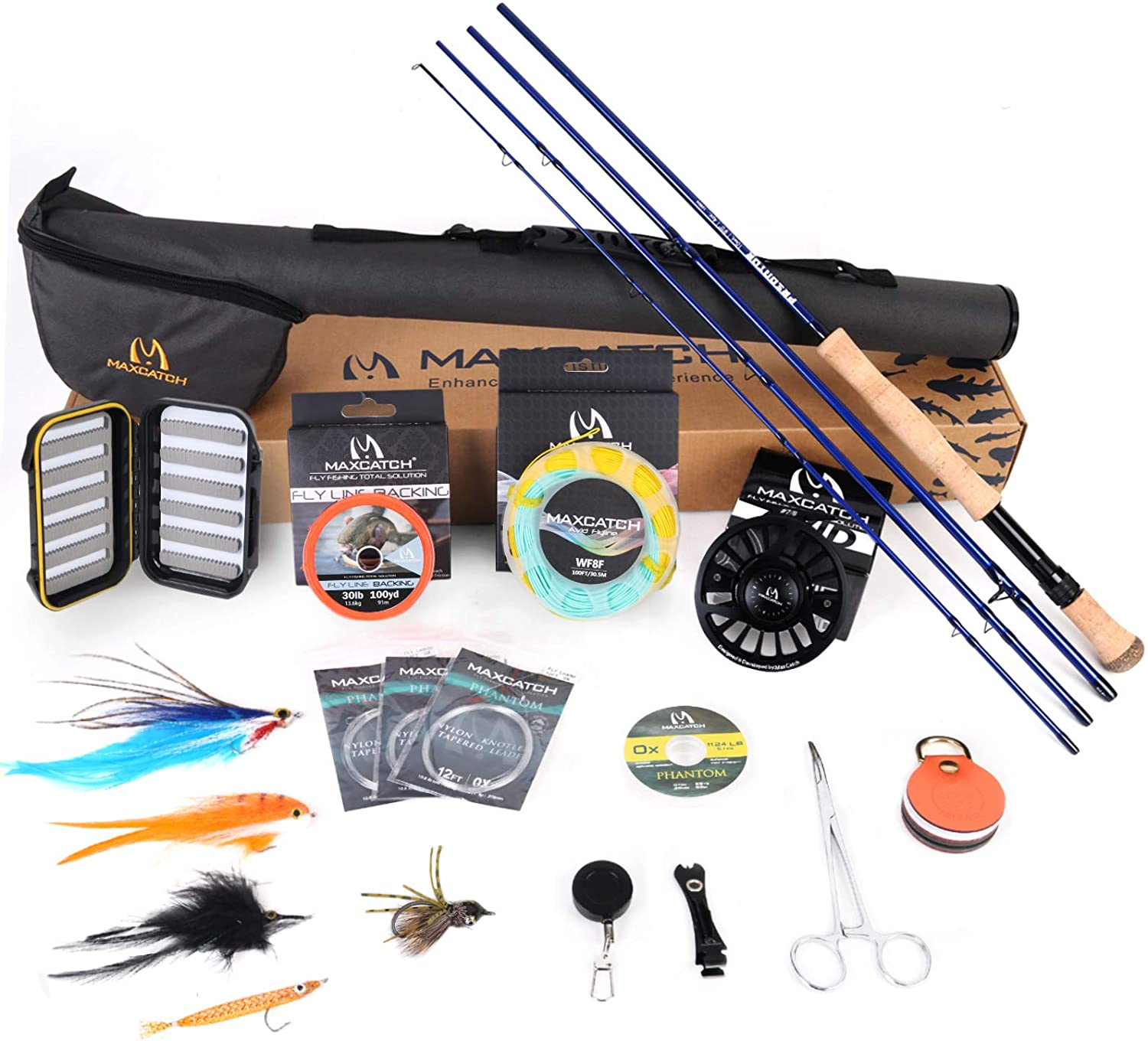 Free shipping Rare anywhere in the nation M MAXIMUMCATCH Maxcatch Predator Big Fish Fly Game Saltwater and