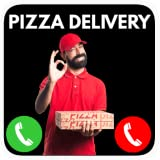 🍕 Pizza Delivery Man Talking With You 🍕 Pizza Delivery Man Call You in App 🍕 Real Pizza Delivey Man Voice 🍕 Fake Calling Prank for Kids 2021 🍕