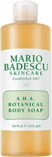 Mario Badescu A.H.A. Botanical Body Soap - For All Skin Types 472ml
