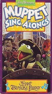 Muppet Sing Alongs - Muppet Treasure Island VHS