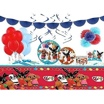 Banner olografico 9901509 Irpot Kit N.38 Coordinato Festa Bing