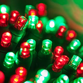Best green and red christmas lights Reviews