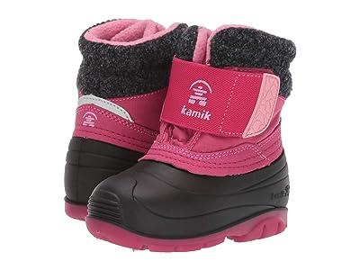 Kamik Kids Wren (Toddler) (Rose) Girls Shoes
