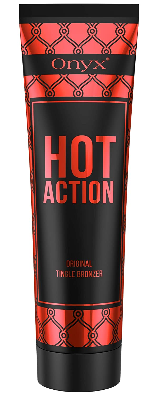 Onyx Hot Action Cheap 70% OFF Outlet mail order specialty store - Tingle Lotion For Tanners Tanning Advanced