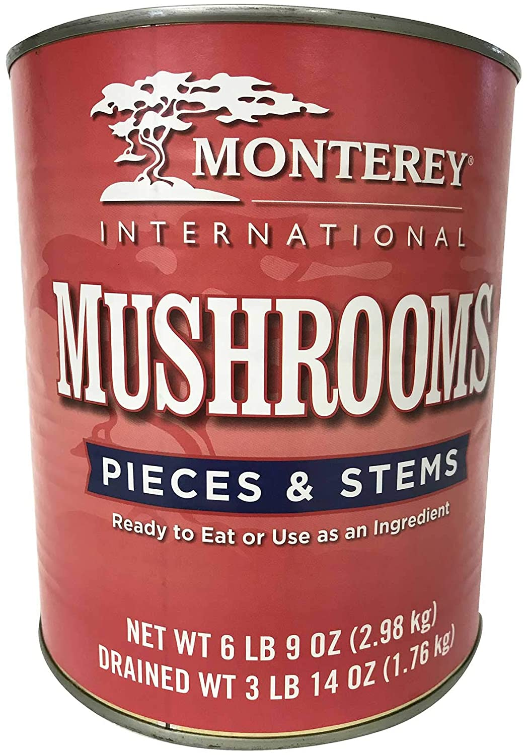 Monterey International Raleigh Mall Brand new Mushroom Pieces and 6 100 -- Ounce Stems