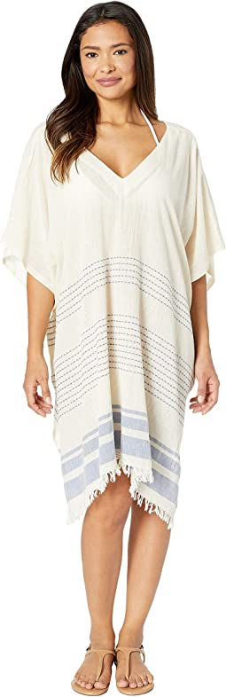 Stitch Stripe Cover-Up