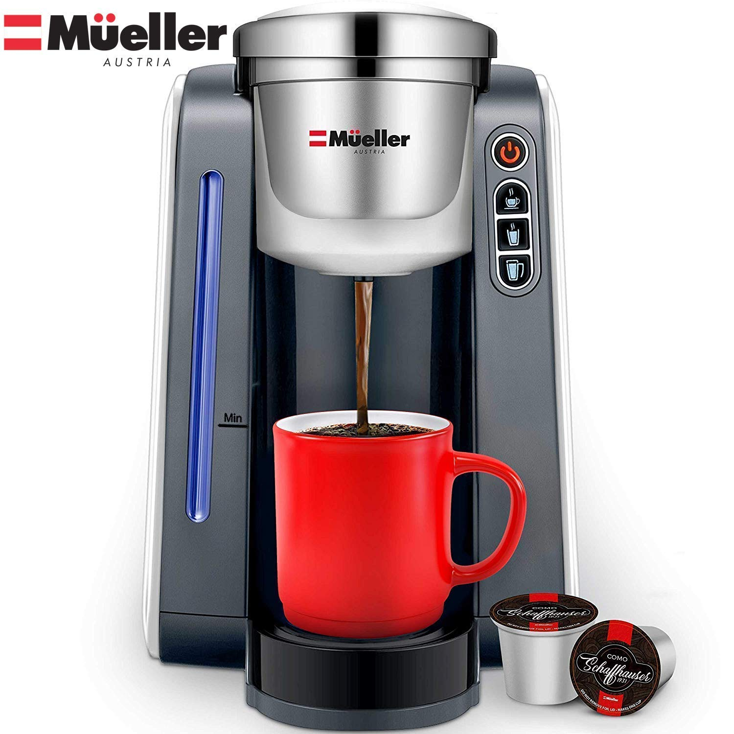 Mueller Machine including Technology Removable