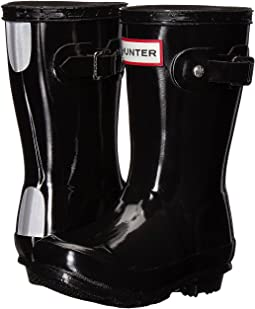 Hunter Kids Original Gloss Rain Boots (Toddler/Little Kid)