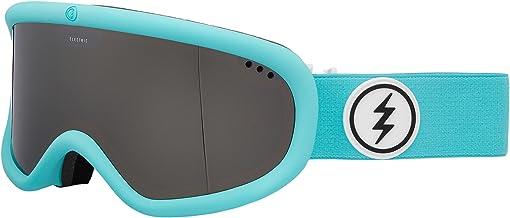 Turquoise Frame/Brose Silver Chrome Lens
