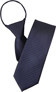 Mens Comfortable Zipper Various Patterned Neck Tie