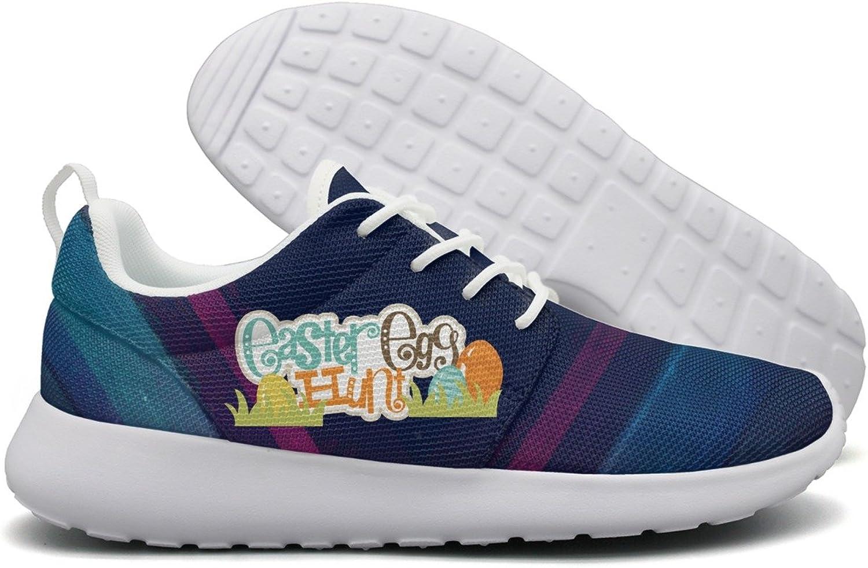 Easter Egg Hunt Women Flex Mesh Lightweight Running shoes