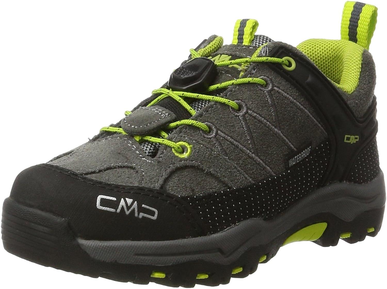 CMP Unisex-Kinder Rigel Low Wp-3q13244 Trekking- & Wanderschuhe
