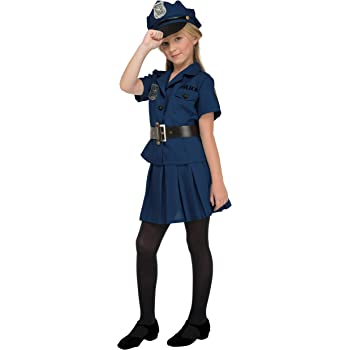 My Other Me Me-204230 Disfraz de policía para niña, 5-6 años ...