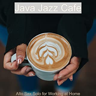 Alto Sax Solo for Working at Home