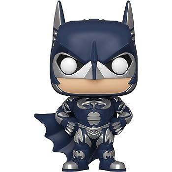 Funko 37262 POP Heroes 80th-Batman (1997) Collectible Toy, Multicolour