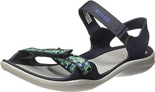 crocs Women's Swiftwater Webbing Sandal W Outdoor