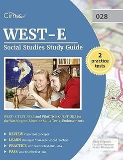 Best west e preparation materials Reviews