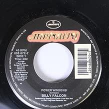 Billy Falcon 45 RPM Power Windows / Oh Boy