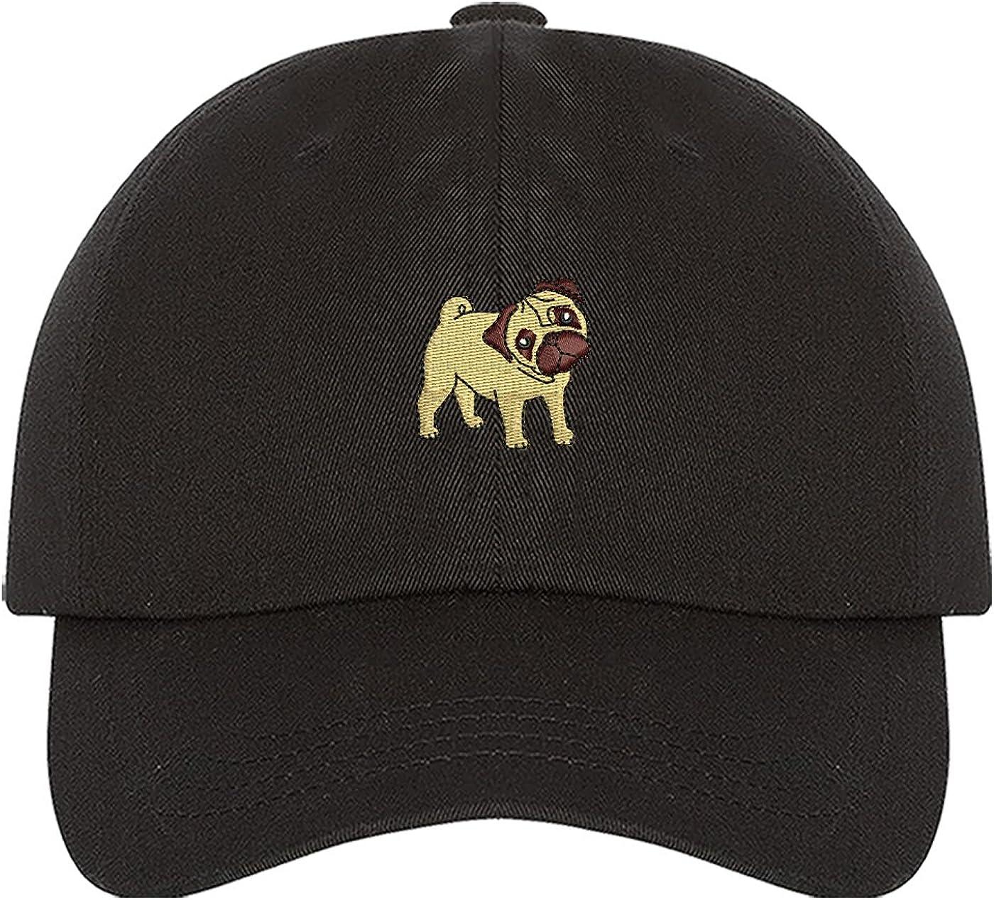 Prfcto Lifestyle Pug Dad Hat Baseball Cap