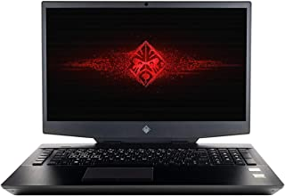 CUK Omen 17t Gaming Laptop (Intel i7-9750H, 32GB RAM, 2TB NVMe SSD + 2TB HDD, NVIDIA GeForce RTX 2070 8GB Max-Q, 17.3