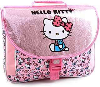 Schoolbag Hello Kitty - Mochila Infantil, 41 cm, Color Rosa