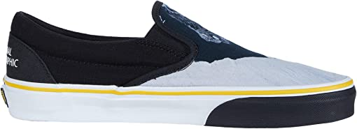 (National Geographic) Then/Now Glacier (Classic Slip-On)