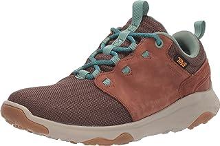 Teva Womens Lifestyle Hiking Shoe, Brown, 5.5 B (M)