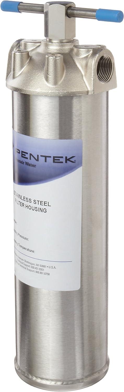 Pentek 156017-02 ST-1 3 4  Stainless Steel Filter Housing