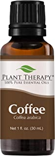 Plant Therapy Coffee Essential Oil 100% Pure, Undiluted, Natural Aromatherapy, Therapeutic Grade 30 mL (1 oz)