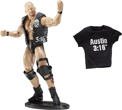 WWE レジェンド  01 スティーブ オースチン