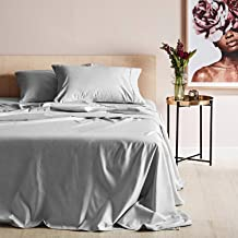 Mille 1000 Thread Count 100% Cotton Super King Sheet Set